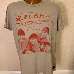 The Beatles Trunk Ltd T-shirt. Size medium